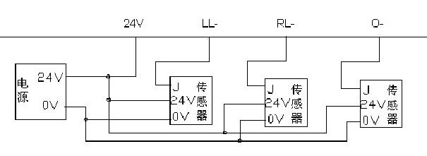 plc与步进驱动器的接线图